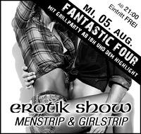 Fantastic Four - Erotic Show