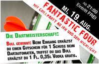 Fantastic Four - Dartmeisterschaft