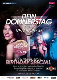Birthday Special@REMEMBAR