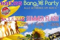 Summer Flash Weekend