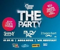 Summer Splash - The Party@Aqua Nova