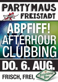 Afterhour-Clubbing
