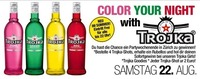 Color Your Night with Trojka