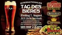 Internationaler Tag des Bieres