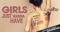 Girls Just Wanna Have Fun - der Freitag im Sugarfree