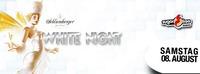 Schlumberger White Night - die prickelnde Nacht in Weiss