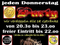 Donnerstags 50 Cent Party@1-Euro-Bar