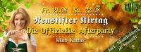 Die Offizielle Neustifter Kirtag Afterparty@Klub Kattus