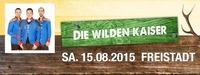 Mühlviertler Wiesn 2015@Messehalle Freistadt