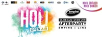 HOLI Festival der Farben Linz Afterparty