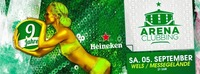 Arena Clubbing - 9 Years by Heineken @Arena