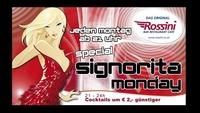 Rossini Special Signorita Monday Ferien-special