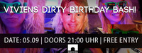 Viviens Dirty Birthday Bash @Bergwerk