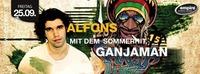 Alfons - Ganjaman live