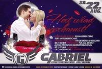 Heit wiad Gschmust @Gabriel Entertainment Center