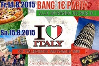 Cestlavie I Love Italy weekend