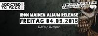 Addicted to Rock - Iron Maiden Album Release@U4