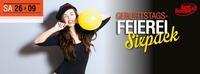 Geburtstags Feierei Sixpack