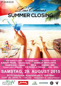 Las Chicas - Summer Closing@DOTS twentyone