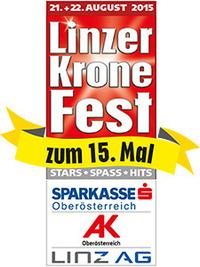 Linzer Krone-Fest 2015@Zentrum