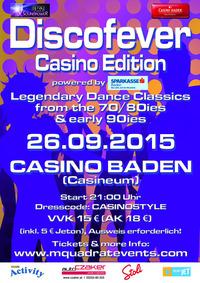 Discofever@Casino Baden