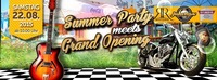 Summer Party meets Grandopening@Jukebox American Diner