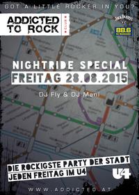 Addicted to Rock - Nightride Special@U4