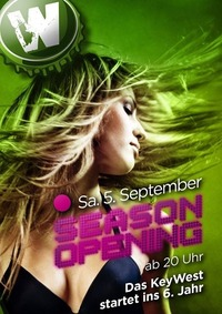 Season Opening@Key-West-Bar