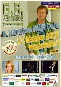 Kärnten hilft-Gala 2015@Messehalle 5