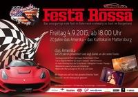 Festa Rossa@Café Amerika Mattersburg