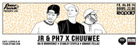Fear le Funk presents JR & PH7 x Chuuwee