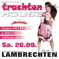 trachtenHOUSE 2015 - powered by Almdudler