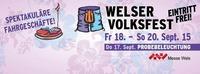 Welser Volksfest 2015@Messegelände Wels
