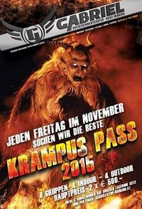 Krampus Pass 2015@Gabriel Entertainment Center