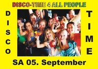 Disco Time 4 All People
