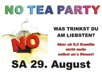 No Tea Party