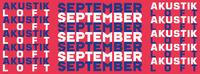 AkustikLoft September@The Loft