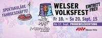Mambo @ Weindorf Volksfest Wels