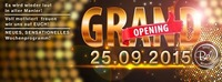 Grande Opening