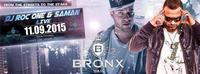 DJ Roc One, Saman & MC Stanko LIve
