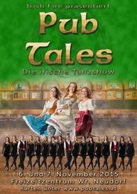 Pub Tales - Die irische Tanzshow@Franz Fürst-Freizeitzentrum