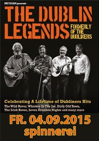 The Dublin Legends - formerly of the Dubliners