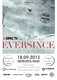 Eversince Snowboard Film Premiere Afterparty