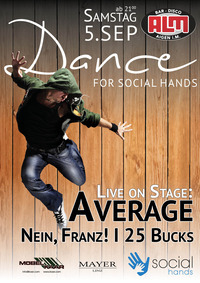 Dance for Social Hands