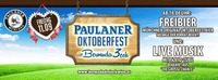 Paulaner Oktoberfest@Bermuda Dreieck