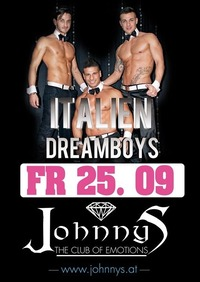 Italien Dreamboys - Ladies Night