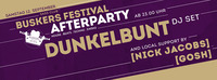 The Official Buskers Festival Afterparty feat. dunkelbunt DJ Set@SASS
