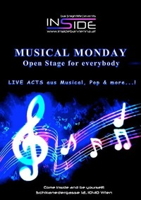 Musical Monday - Open Stage for everybody