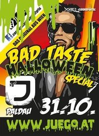 Bad Taste Halloween Special