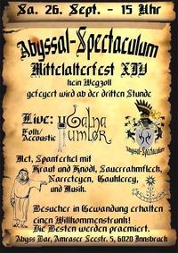 Abyssal Spectaculum - Mittelalterfest XIV